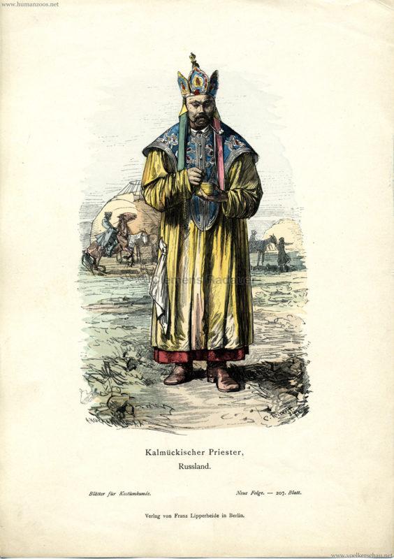 1887 Blätter für Kostümkunde Nr. 207, Bd. III -