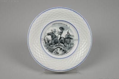 1889 Exposition Universelle Paris - TELLER Buffalo Bill's