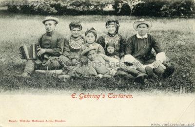 1898 E. Gehring's Tataren 4
