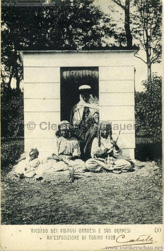 1902 Esposizione di Torino - Villaggi Sudanesi e Sud-Oranesi 5