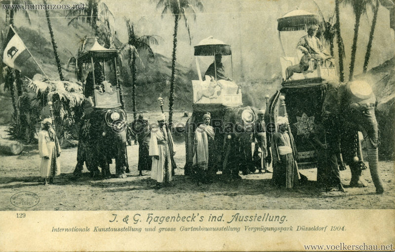 1904 Internationale Kunst- u. Gartenbau-Ausstellung Düsseldorf - 129