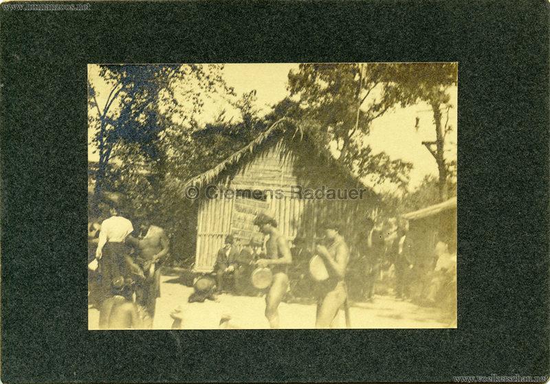 1904 St. Louis World's Fair - Dance of the Igorrotes at St Louis fair VS