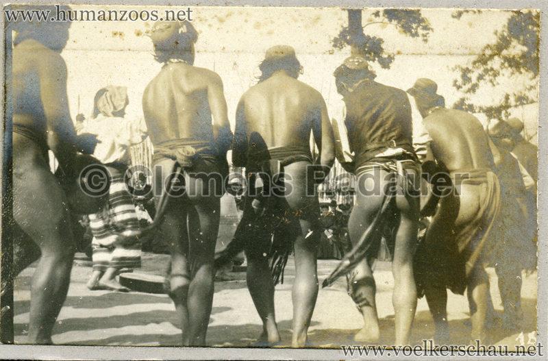 1904 St. Louis World's Fair - Igorottes FOTO 2