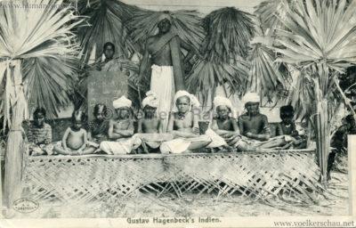 1905:1906 Gustav Hagenbecks Indien - Schule