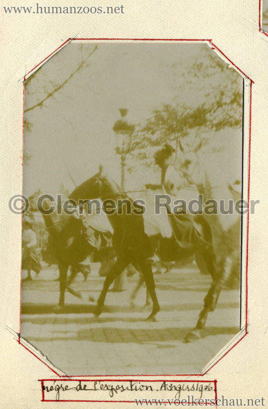 1906 Exposition d'Angers - FOTO 2