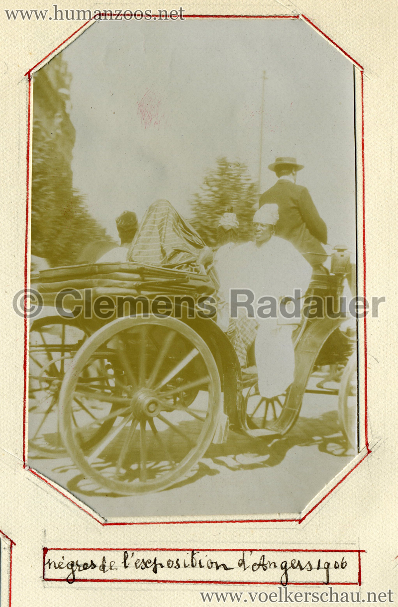 1906 Exposition d'Angers - FOTO 3