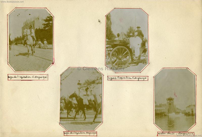1906 Exposition d'Angers - FOTO gesamt