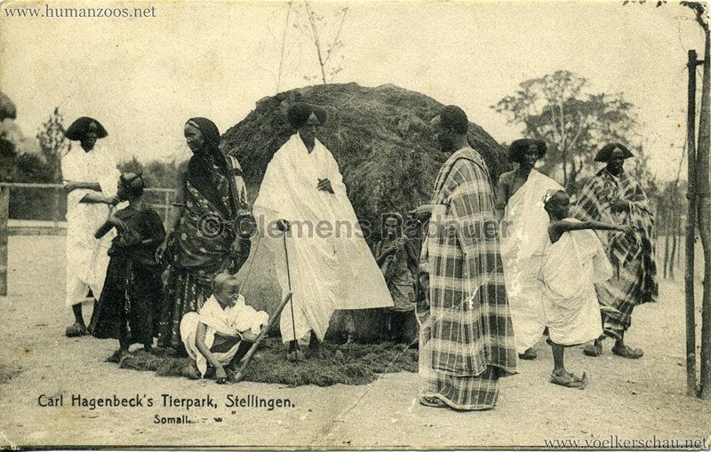 1907 Hagenbeck Somali 28