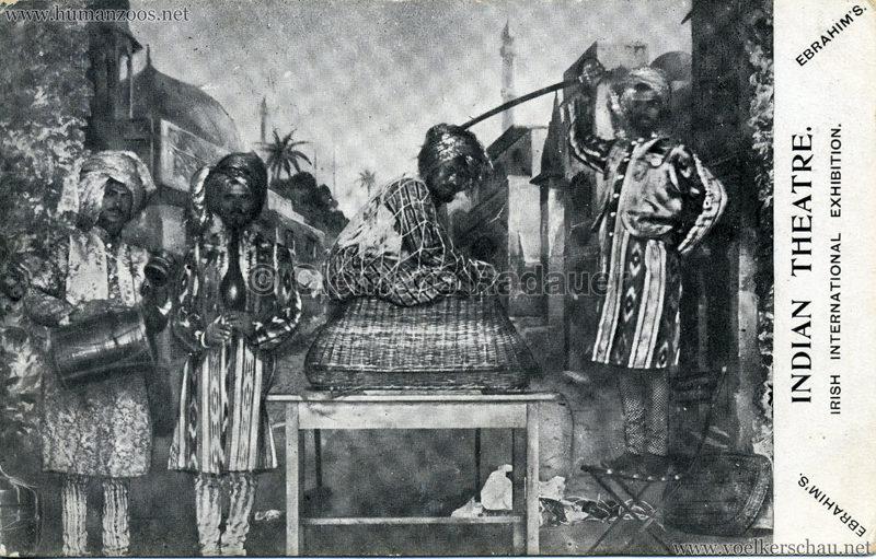 1907 Irish International Exhibition - Indian Theatre 2