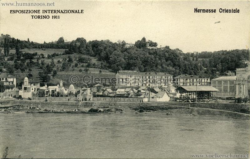 1911 Esposizione di Torino - Kermesse Orientale