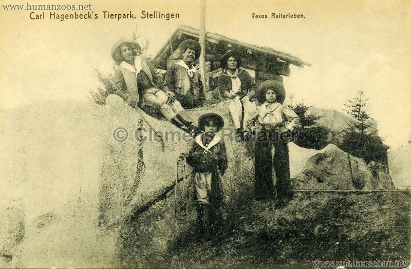 1916 Texas Reiterleben 6