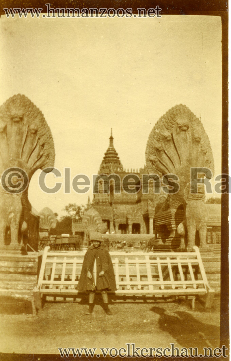 1922 Exposition Coloniale Marseille FOTO Palais Indo-Chine 5