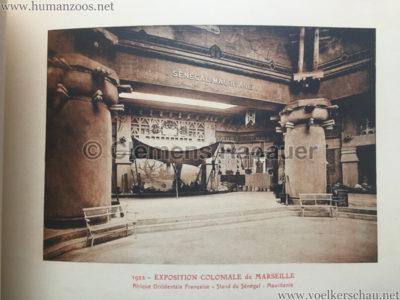 1922 Exposition Coloniale Marseille - Palais de l'Afrique Occidentale Francaise 13 - Stand 2