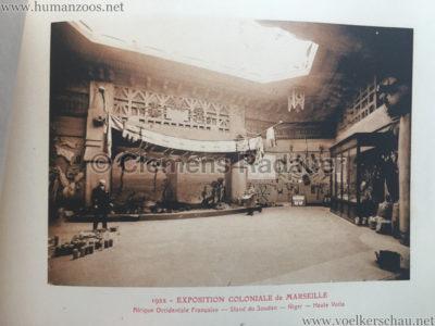 1922 Exposition Coloniale Marseille - Palais de l'Afrique Occidentale Francaise 17 - Stand 6