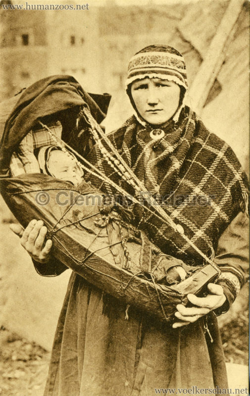 1925 L. Ruhe's Lappenschau aus Finnland 3