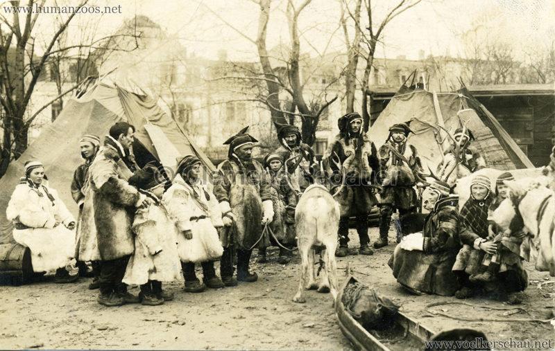 1925 L. Ruhe's Lappenschau aus Finnland FOTO 4