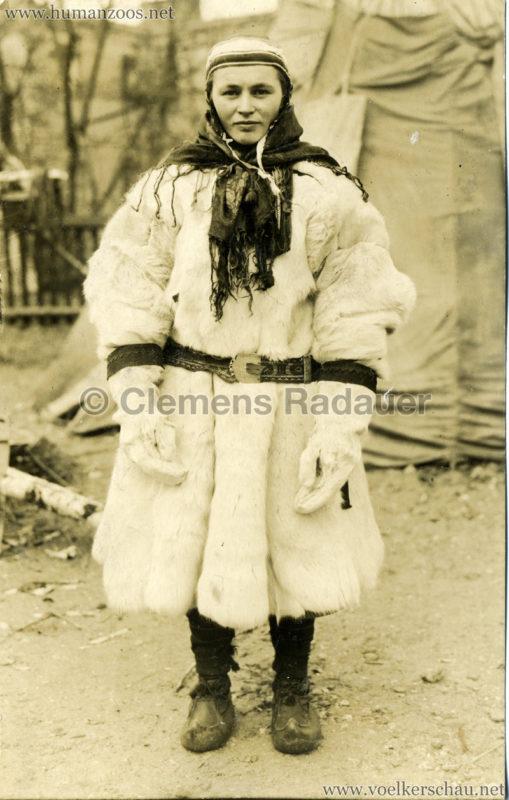 1925 L. Ruhe's Lappenschau aus Finnland FOTO 5