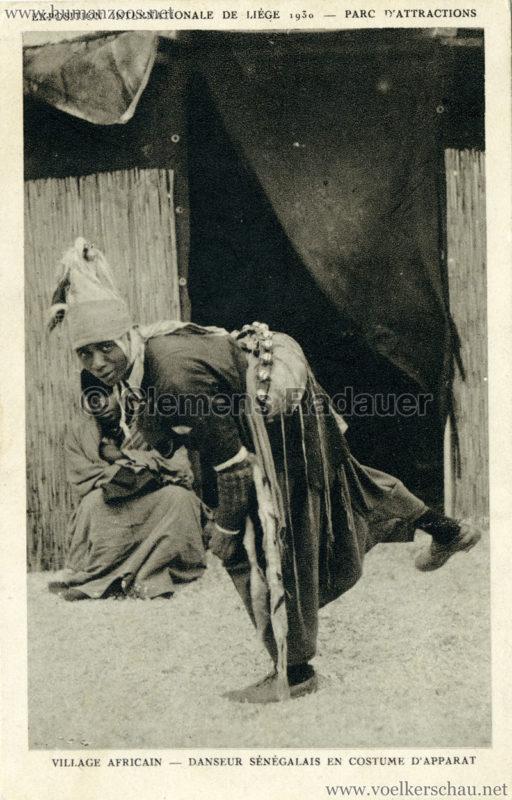 1930-exposition-internationale-de-liege-village-africain-danseur-senegalais-en-costume-dapparat
