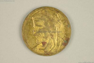 1931 Exposition Coloniale - Afrique COIN VS