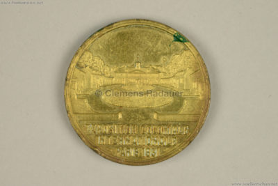 1931 Exposition Coloniale - Amerique COIN RS