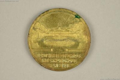 1931 Exposition Coloniale - Amerique COIN RS