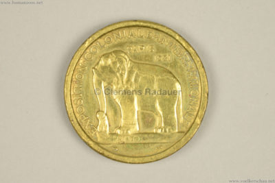 1931 Exposition Coloniale - Oceanie COIN RS