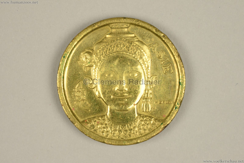 1931 Exposition Coloniale - Oceanie COIN VS