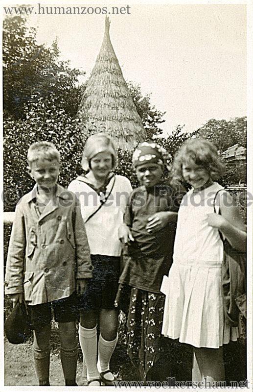 1931 Völkerschau Kannibalen Zoo Hagenbeck FOTOS 2 bearbeitet