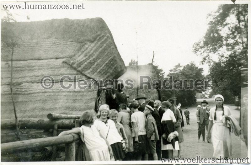 1931 Völkerschau Kannibalen Zoo Hagenbeck FOTOS 3
