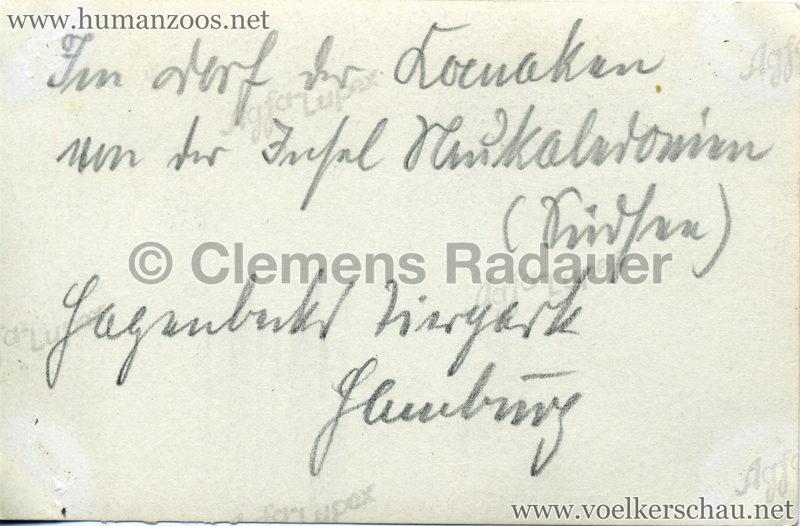 1931 Völkerschau Kannibalen Zoo Hagenbeck FOTOS 3 RS