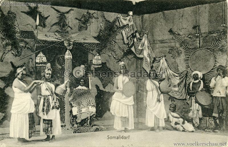 Somalidorf (gel. 08.05.1910 Bremen)