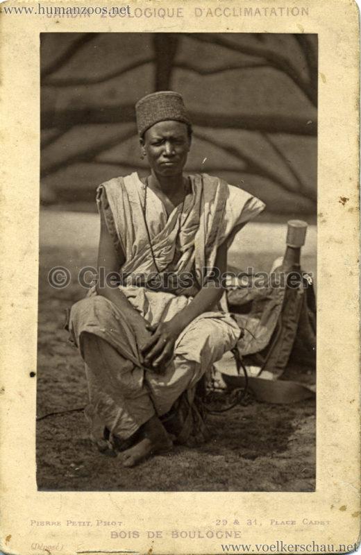 1879 (?) Jardin Zoologique d'Acclimatation - Nubiens 4