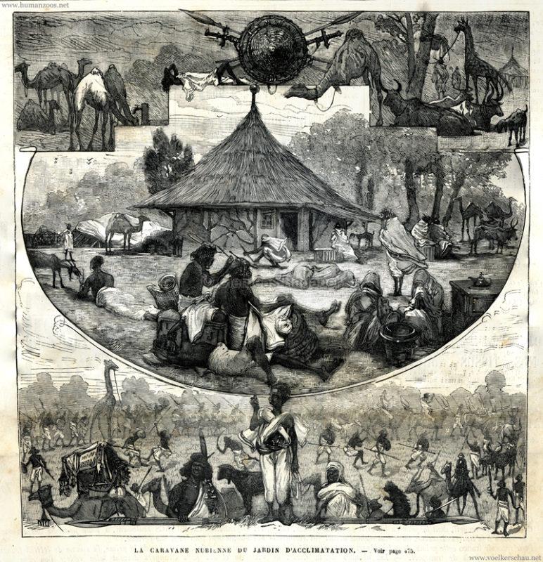 1879 jardin zoologique d acclimatation nubiens for Atelier du jardin d acclimatation