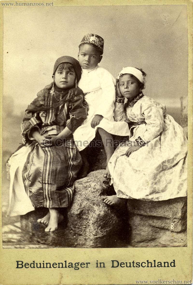 1890 Beduinenlager in Deutschland 8.
