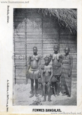 1897 Exposition Internationale de Bruxelles Tervueren - Souvenire de l'Exposition Congolaise 11