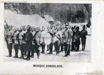 1897 Exposition Internationale de Bruxelles Tervueren - Souvenire de l'Exposition Congolaise 2
