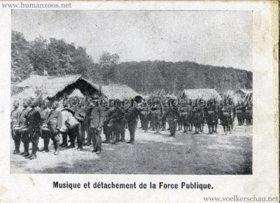 1897 Exposition Internationale de Bruxelles Tervueren - Souvenire de l'Exposition Congolaise 3