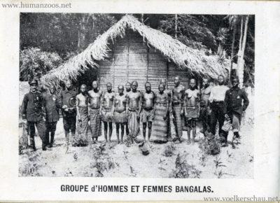 1897 Exposition Internationale de Bruxelles Tervueren - Souvenire de l'Exposition Congolaise 6