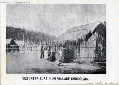 1897 Exposition Internationale de Bruxelles Tervueren - Souvenire de l'Exposition Congolaise 8