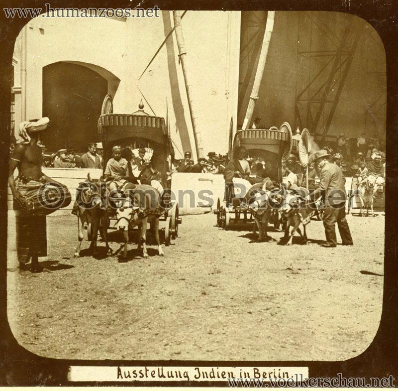 1898 Carl Hagenbeck's Indien - Ausstellung Indien in Berlin 167 detail