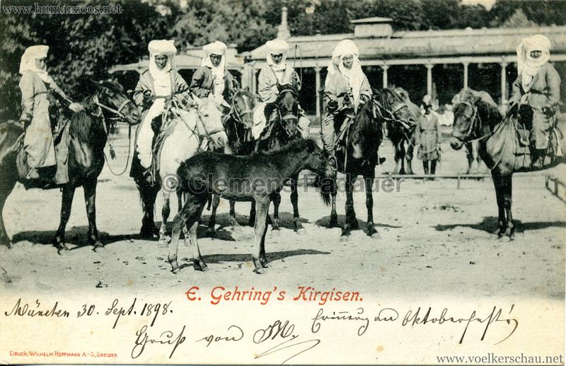 1898 E. Gehring's Kirgisen 2