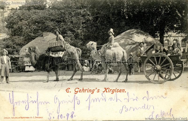 1898 E. Gehring's Kirgisen 4