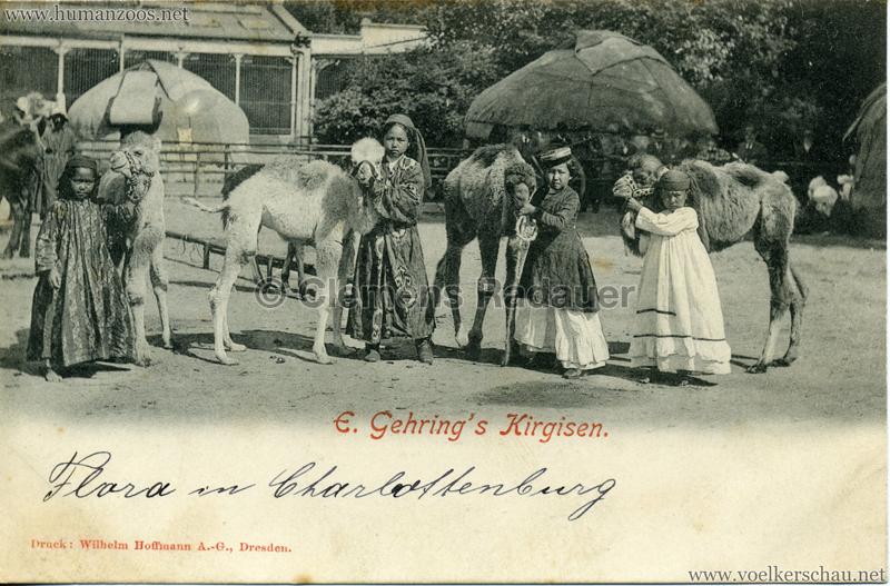 1898 E. Gehring's Kirgisen 5