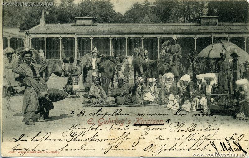 1898 E. Gehring's Kirgisen 3