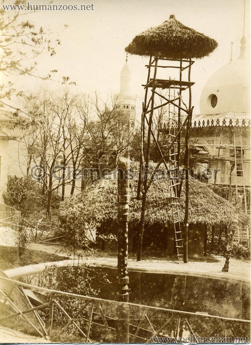 1900 Foto Exposition Universelle Paris 1