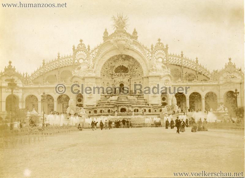1900 Foto Exposition Universelle Paris 4