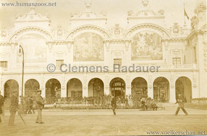 1900 Foto Exposition Universelle Paris 5
