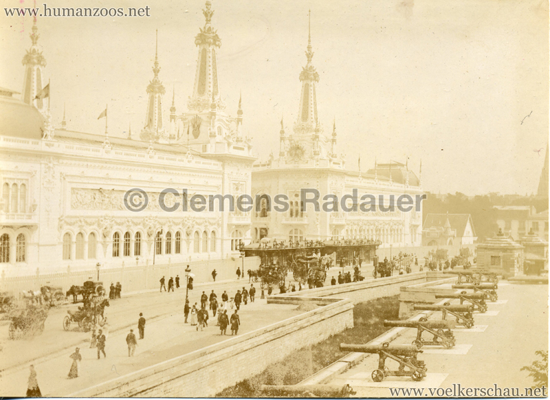 1900 Foto Exposition Universelle Paris 6