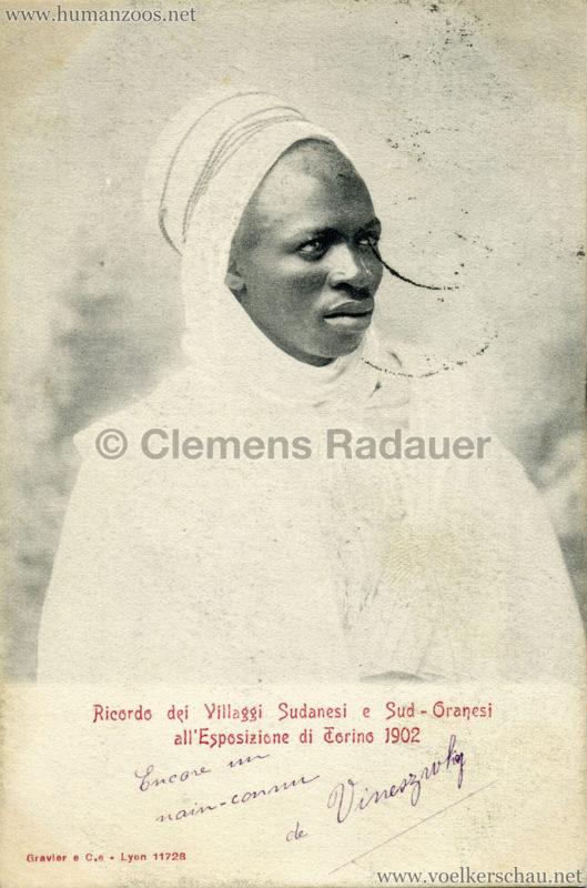 1902 Esposizione di Torino - Villaggi Sudanesi e Sud-Oranesi 3