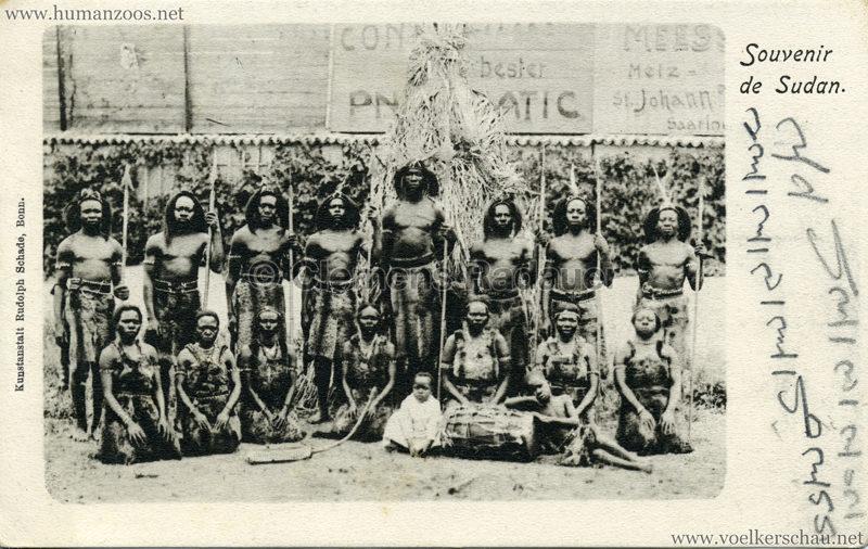 1902 Souvenir de Sudan 3